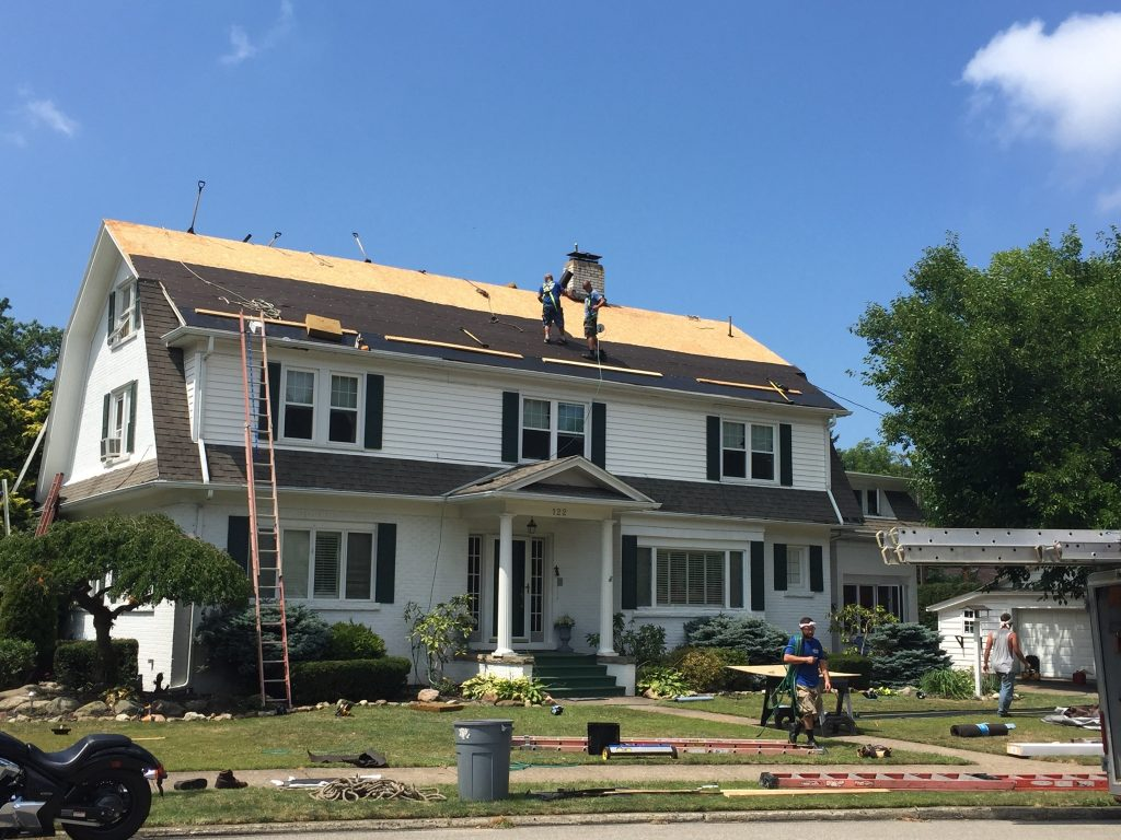 Roofing Pittsburgh Erie Pa
